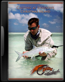 Casting At Shadows - Christmas Island