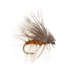 Elk Hair Caddis (Orange)