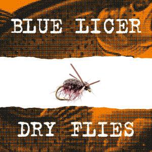 Ladybower Dry Flies