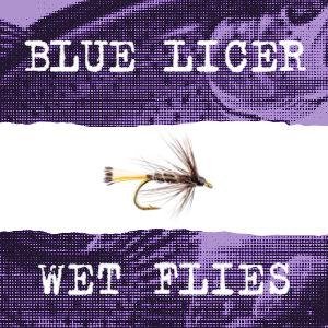 Ladybower Wet Flies